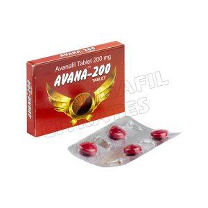 Avana 200mg