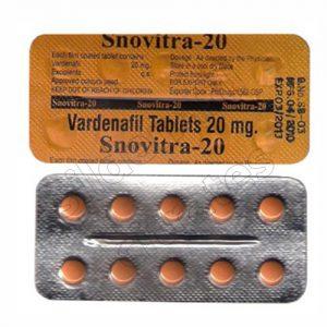 Buy Snovitra Professional 20 Mg
