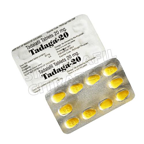 Tadaga 20 Mg