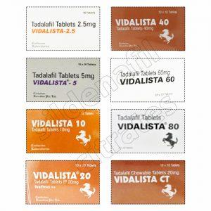 Buy Vidalista