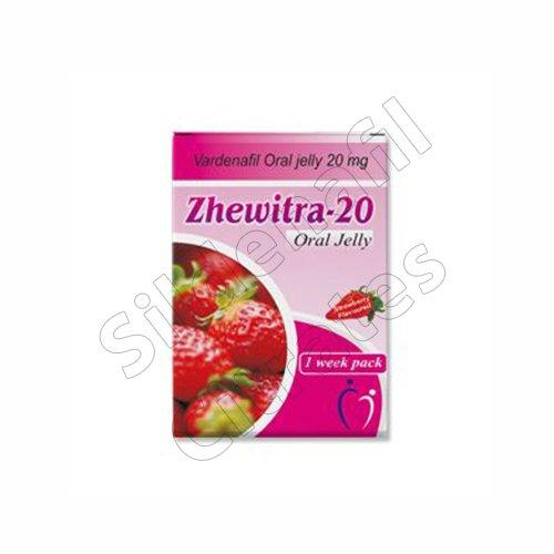Buy Zhewitra Oral Jelly